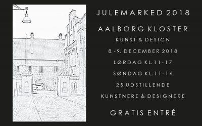 Julemarked 2018 – Kunst & Design, 8.-9. december