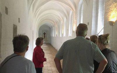 Ny form for rundvisning i Aalborg Kloster