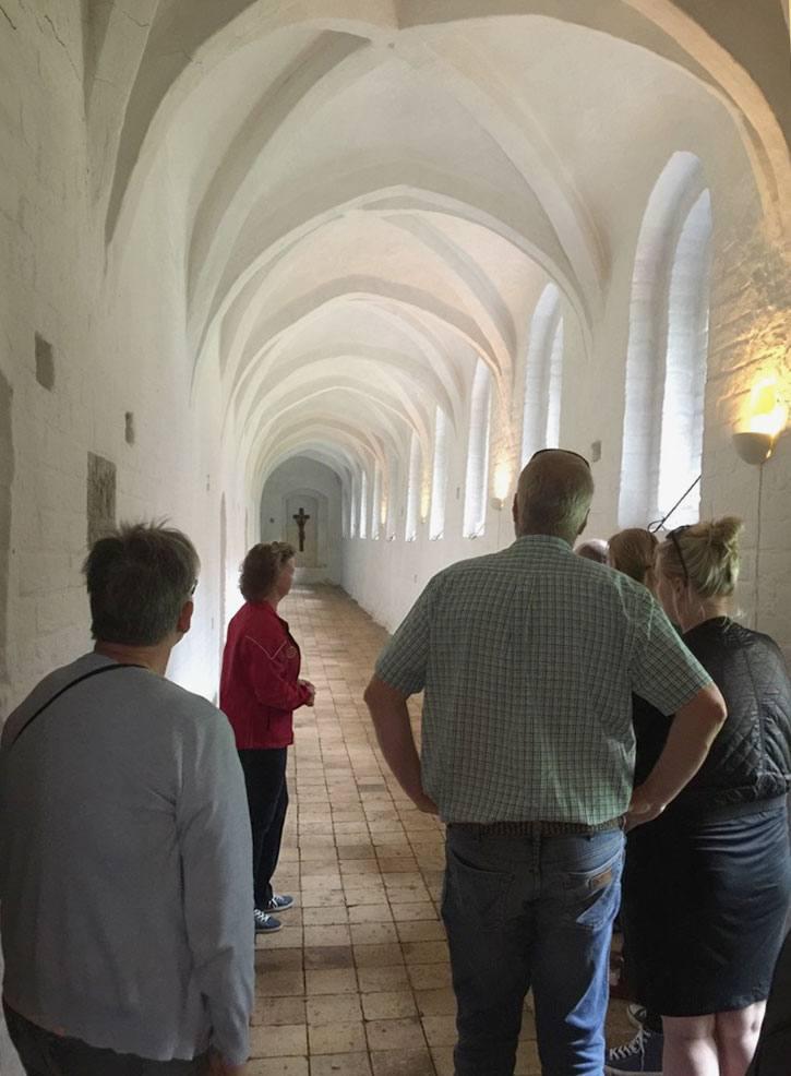 Sommerrundvisning i Aalborg Kloster