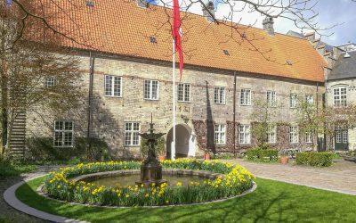 Michelins rejseguide anbefaler Aalborg Kloster