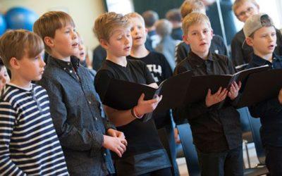 Drengestemmer i Klosterkirken den 1. december