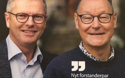 Nytårskur/reception 2019
