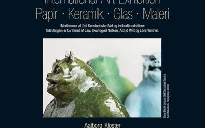 International Kunstudstilling på Aalborg Kloster