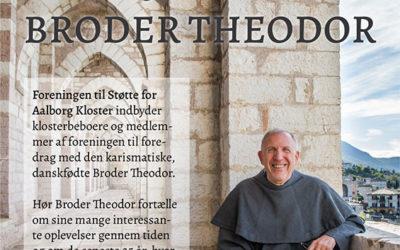 Broder Theodor besøger Aalborg Kloster