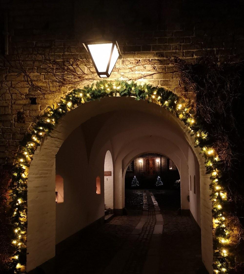 Vinterlys i Aalborg Kloster