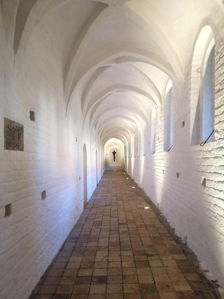 Munkegangen i Aalborg Kloster